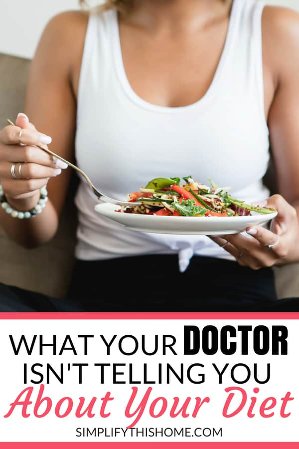 What your doctor isn't telling you about your diet! Surprising health facts from The China Study | plant-based diet for beginners #plantbased #plantbaseddiet