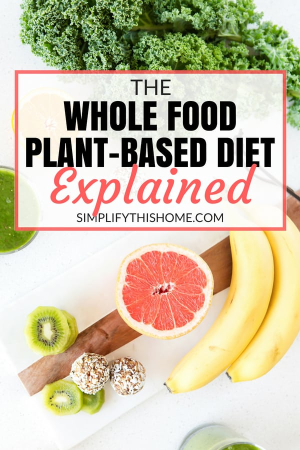 Absolutely everything you need to know about a whole food, plant-based diet! | plant based diet for beginners