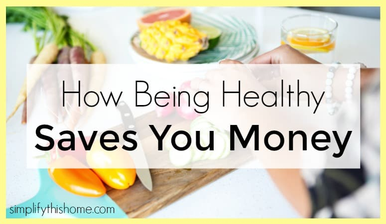 How Being Healthy Saves You Money: A Personal Case Study