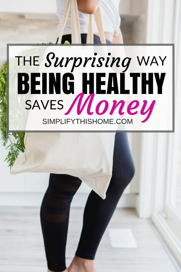 Fact: being healthy saves you money. Don't miss these tips to help you get healthy and save money!