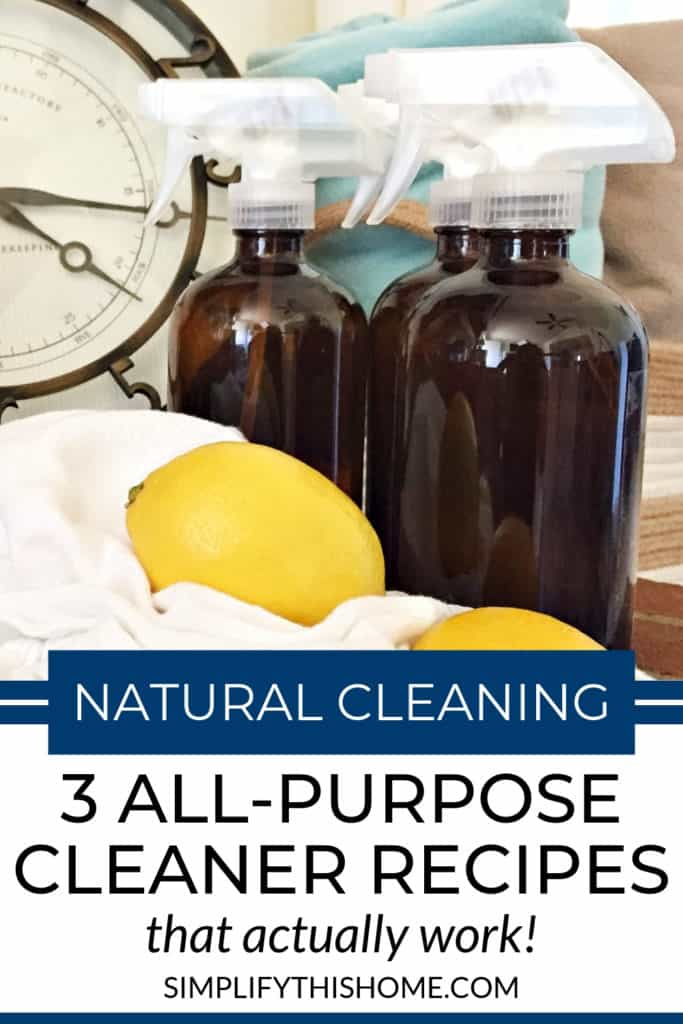 3 all-purpose cleaner recipes that actually work