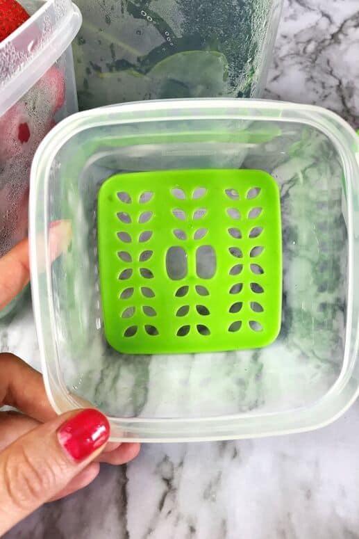 FreshWorks crisper tray 2