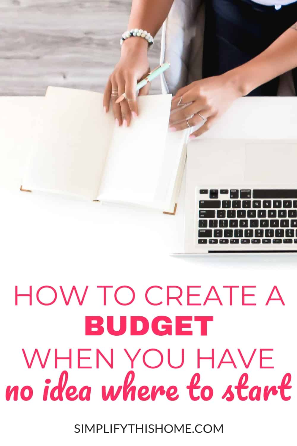 These tips will help you create a budget that actually works for you, even if you have no idea where to start! You can even download my free printable zero-based budget sheet! | monthly budget | budgeting tips