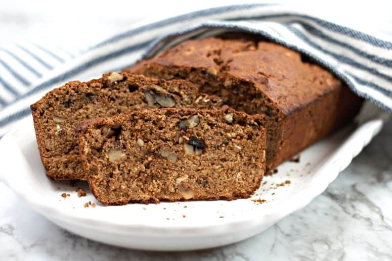 Plant-Based Banana Bread