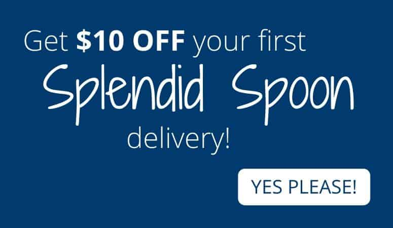 Splendid Spoon coupon