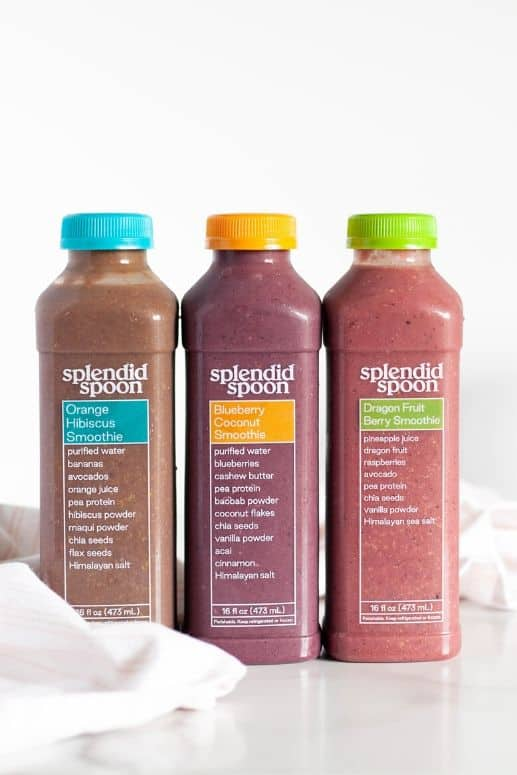 Splendid Spoon smoothies 2