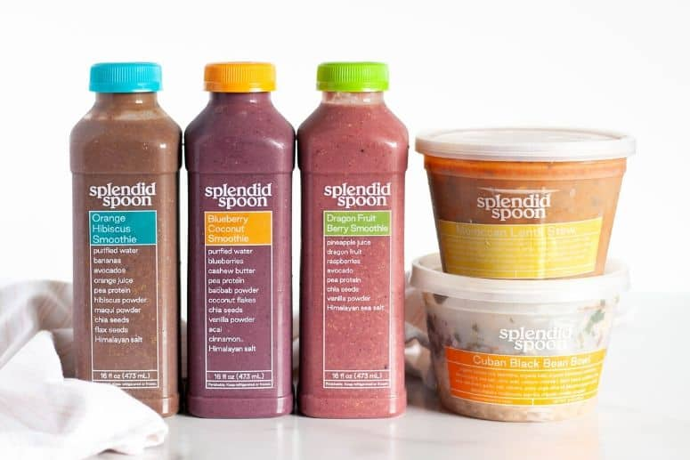 Splendid Spoon smoothies and bowls