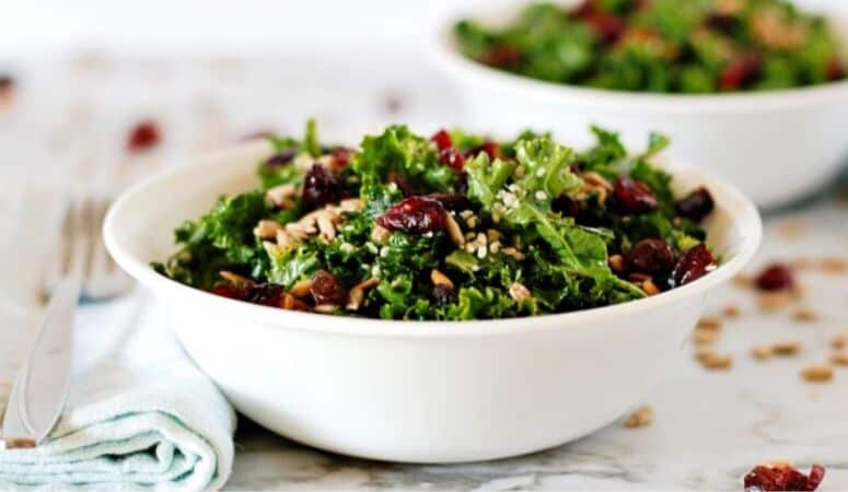 Sweet Summer Kale Salad: The Best Kale Salad You'll Ever Make