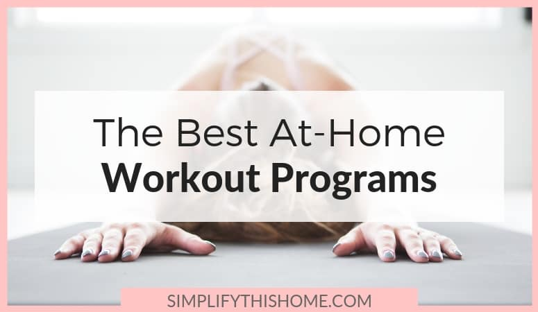 The Best At-Home Workout Programs for Women Who Hate the Gym
