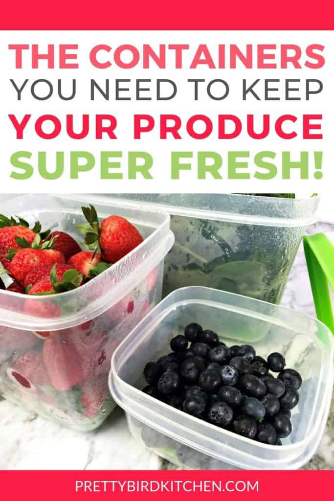 The containers you need to keep your produce super fresh