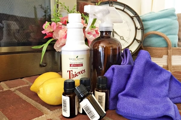 Thieves all-purpose cleaner recipe
