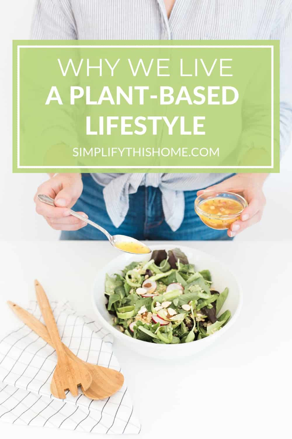 Here's why we transitioned to a mostly plant-based lifestyle and what this new way of eating did for our health. Our results just might surprise you! | whole food plant based diet
