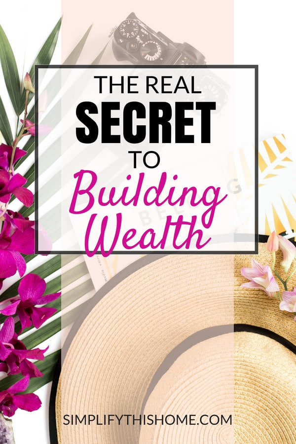 Living below your means is the real secret to building wealth, but do you know the best way to do it? Don't miss these tips to help you live below your means! | personal finance tips | money tips
